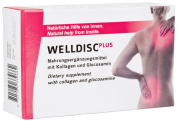 WELLDISC PLUS Intervertebral Disc Capsules for your back | lower back pain| backache | disc prolapse | back cure