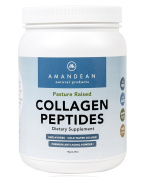 Premium Pasture-Raised Collagen Peptides (1kg) | Paleo Friendly | Unflavored, Odourless, Cold Water Soluble | Hydrolyzed Gelatin Protein Powder | Promotes Healthy Joints, Gut, Metabolism