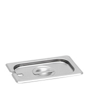 Challenger 75469 Steam Table Pan Cover Slotted Ninth Size