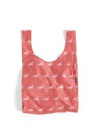 BAGGU Standard Reusable Shopping Bag - Peach Flamingo