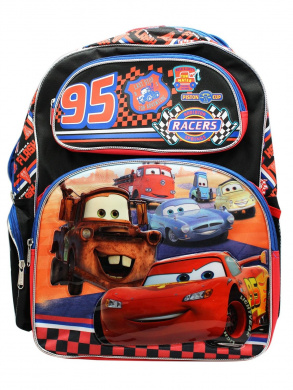 Disney Pixar 95 Cars 41cm Backpack
