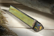 J Devlin Kal 113 Seagrass With Filigree Glass Kaleidoscope