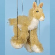 Sunny Toys 41cm Baby Llama Marionette