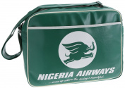 Logoshirt Unisex-Adult Nigeria Airways Cross-Body Bag