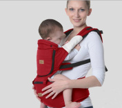 New Polyester Baby Carrier Infant Comfortable Waist Stool Back Packs Carrier Safe Belt Hip Seat 3 Colour Free Size