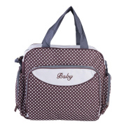 Happy Cherry Baby Nappy Nappy Changing Bags Polka Dots Design