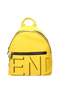 7VZ01276BF01K9 Fendi Bags Backpack Men Leather Yellow