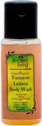 Ancient Living Turmeric Lemon Natural Body Wash 50ml