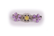 Beak Hair Clip - Mariandy - Dreamy Flowers