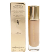 YSL YVES SAINT LAURENT LE TEINT TOUCHE ECLAT FOUNDATION ILLUMINATING RADIANT SKIN MAKEUP SPF19 30ML - BR 40 BEIGE ROSE - DAMAGED BOX