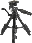 Somikon Stable Mini Tripod with Flexible 3-Way Head