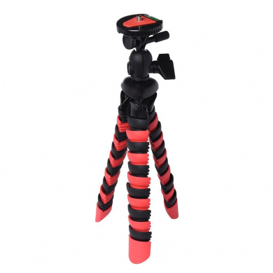 Ritz Gear 30cm Flexi Tripod - Super Versatile Camera Stand Helps You Capture Better Photo and Video from Crazy Angles