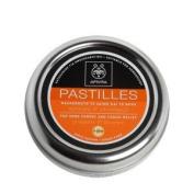 Apivita PASTILLES Pastilles for sore throat and cough relief with liquorice & propolis