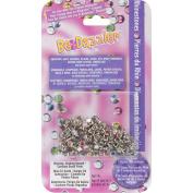 Be Dazzler Rhinestone Refill 150/Pkg-Assorted Colours