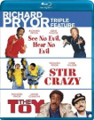 Richard Pryor Triple Feature [Region 4]