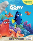 Finding Dory My Busy Book [Board book]