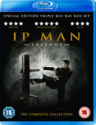 The Ip Man Trilogy - Region B [Regions 1,2,3] [Blu-ray]