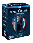 Captain America [Regions 1,2,3,4] [Blu-ray]