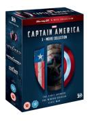 Captain America [Regions 1,2,3] [Blu-ray]