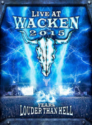 Live at Wacken 2015 - 26 Years Louder Than Hell [Regions 1,2,3,4,5,6]
