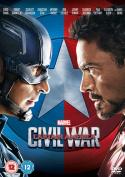Captain America: Civil War [Region 2]