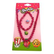 Shopkins SHOP16002_V2 Beaded Jewellery Set