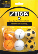 STIGA 1-Star Sport Table Tennis Balls