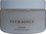 Ever Since - Blossom Dead Sea Mineral Salt Scrub - 250ml - Nourishing and Exfoliating