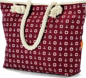 BEACH BAG Medium Summer Bag Cruise Holiday Travel Picnic (