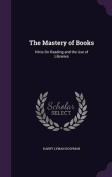 The Mastery of Books