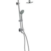 Euphoria 60cm . Retro-Fit 1-Spray Hand Shower and Showerhead Bundle - 2.5 Gpm