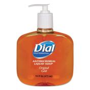 Liquid Dial Liquid Gold Antimicrobial Soap Pump Bottle- 470ml