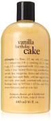 Philosophy Vanilla Birthday Cake Bath Care for Unisex, 470ml