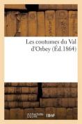 Les Coutumes Du Val D'Orbey  [FRE]