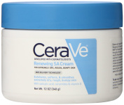 CeraVe SA Renewing Cream, 350ml Pack of 2