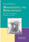 Modernitat Und Bewusstsein [GER]