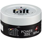 Schwarzkopf Professional Taft Power Wax Hair Styler 75 ML