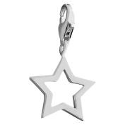 Thomas Sabo 0857-001-12 Star Charm Pendant Silver
