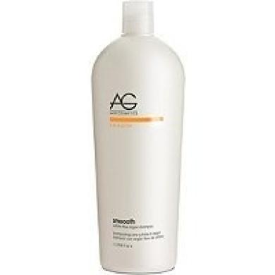 AG Hair Smooth Sulphate-Free Argan Shampoo, 1000ml