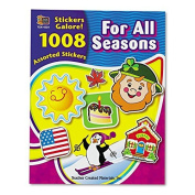 TCR4224 - Teacher Created Resources For All Seasons Sticker Book