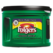 Folgers Ground Coffee - Decaf