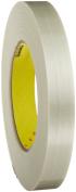 Scotch Filament Tape 898 Clear, 18 mm x 55 m