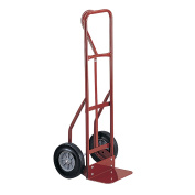 Safco Products 4084R Loop Handle Utility Hand Truck, Red