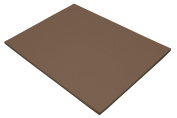 Pacon Tru-Ray Construction Paper, 46cm x 60cm , 50-Count, Dark Brown