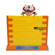 Humpty Dumpty The Wall Game Pushing Out Bricks Boys Girls Play Game Toy Set