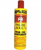 Paltas B.K.C Pink Oil Moisturiser Suitable For All Hair Types 400 Millilitres