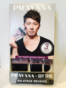 Pravana Pure Light Balayage Guy Tang 3 Brush Pack