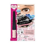 Heavy Rotation (Kiss Me) Shiny Jewel Eyeliner (03 Pink White)