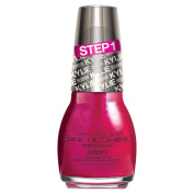 SinfulColors SinfulShine 2 Step Manicure Kylie Jenner King Kylie Collection, Step 1, Real Regal (Pink Shine) 15ml