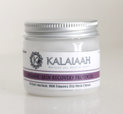 Kalaiaah Organic & Natural Potent Matrixyl 3000 Firming Eye/Neck Creme with Retinol, Peptides, Glycolic Acid, Botanicals, VItamins & Pure Plant Oils to build new Collagen